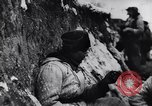 Image of German military operations against Soviet forces in winter Germany, 1944, second 5 stock footage video 65675038103