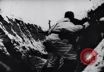 Image of German military operations against Soviet forces in winter Germany, 1944, second 6 stock footage video 65675038103