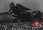 Image of Wreckage of US warplanes shot down by German forces Germany, 1944, second 1 stock footage video 65675038105