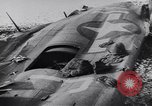 Image of Wreckage of US warplanes shot down by German forces Germany, 1944, second 4 stock footage video 65675038105
