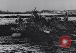 Image of Wreckage of US warplanes shot down by German forces Germany, 1944, second 5 stock footage video 65675038105