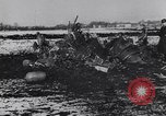 Image of Wreckage of US warplanes shot down by German forces Germany, 1944, second 6 stock footage video 65675038105