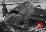 Image of Wreckage of US warplanes shot down by German forces Germany, 1944, second 9 stock footage video 65675038105
