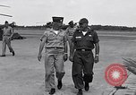Image of General James F Collins Soc Trang Vietnam, 1963, second 4 stock footage video 65675038151