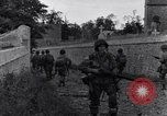 Image of 82nd Airborne Division Saint Marcouf France, 1944, second 9 stock footage video 65675038158