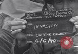 Image of United States 3rd Battalion 16th Regiment troops on D-Day Normandy France, 1944, second 2 stock footage video 65675038166