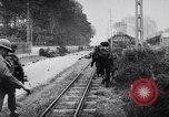 Image of American troops France, 1944, second 1 stock footage video 65675038175
