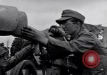 Image of German POW explains artillery to American soldier France, 1944, second 10 stock footage video 65675038185
