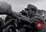 Image of German POW explains artillery to American soldier France, 1944, second 11 stock footage video 65675038185