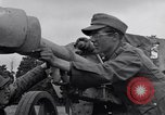Image of German POW explains artillery to American soldier France, 1944, second 12 stock footage video 65675038185
