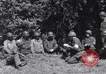 Image of burying a soldier France, 1944, second 4 stock footage video 65675038192