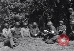 Image of burying a soldier France, 1944, second 12 stock footage video 65675038192