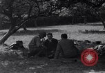 Image of injured soldiers France, 1944, second 4 stock footage video 65675038193