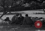 Image of injured soldiers France, 1944, second 6 stock footage video 65675038193