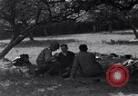 Image of injured soldiers France, 1944, second 7 stock footage video 65675038193
