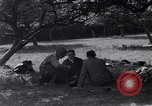 Image of injured soldiers France, 1944, second 9 stock footage video 65675038193