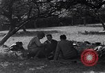 Image of injured soldiers France, 1944, second 10 stock footage video 65675038193
