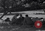 Image of injured soldiers France, 1944, second 11 stock footage video 65675038193