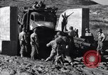 Image of US troops train for D-Day, at Braunton Burrows North Devon England, 1944, second 4 stock footage video 65675038194