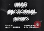 Image of British and US forces converge on Rome in World War 2 Rome Italy, 1944, second 8 stock footage video 65675038196