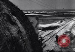 Image of von Rundstedt and Rommel inspect Atlantic Wall France, 1944, second 6 stock footage video 65675038199
