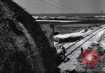 Image of von Rundstedt and Rommel inspect Atlantic Wall France, 1944, second 7 stock footage video 65675038199