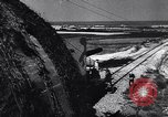 Image of von Rundstedt and Rommel inspect Atlantic Wall France, 1944, second 8 stock footage video 65675038199