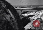 Image of von Rundstedt and Rommel inspect Atlantic Wall France, 1944, second 9 stock footage video 65675038199