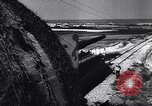 Image of von Rundstedt and Rommel inspect Atlantic Wall France, 1944, second 10 stock footage video 65675038199