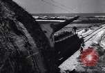 Image of von Rundstedt and Rommel inspect Atlantic Wall France, 1944, second 12 stock footage video 65675038199