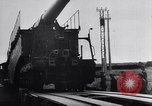 Image of 12 inch gun France, 1944, second 5 stock footage video 65675038200