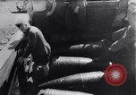 Image of 12 inch gun France, 1944, second 8 stock footage video 65675038200