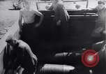 Image of 12 inch gun France, 1944, second 9 stock footage video 65675038200