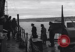 Image of English officers Normandy France, 1944, second 5 stock footage video 65675038212