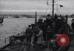 Image of English officers Normandy France, 1944, second 12 stock footage video 65675038212