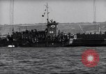 Image of American ship Normandy France, 1944, second 12 stock footage video 65675038213