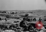 Image of American machine gunner Normandy France, 1944, second 4 stock footage video 65675038224