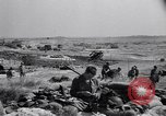 Image of American machine gunner Normandy France, 1944, second 5 stock footage video 65675038224