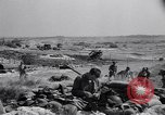 Image of American machine gunner Normandy France, 1944, second 6 stock footage video 65675038224
