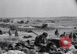 Image of American machine gunner Normandy France, 1944, second 7 stock footage video 65675038224
