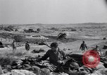 Image of American machine gunner Normandy France, 1944, second 8 stock footage video 65675038224