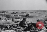 Image of American machine gunner Normandy France, 1944, second 10 stock footage video 65675038224