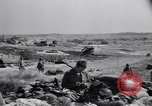 Image of American machine gunner Normandy France, 1944, second 11 stock footage video 65675038224