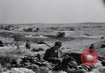 Image of American machine gunner Normandy France, 1944, second 12 stock footage video 65675038224