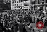 Image of New York Communist Party protest march New York City USA, 1950, second 6 stock footage video 65675038226
