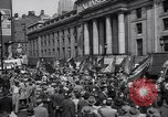 Image of Communist party of New York protestors march New York City USA, 1950, second 7 stock footage video 65675038227