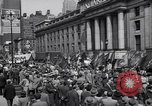 Image of Communist party of New York protestors march New York City USA, 1950, second 8 stock footage video 65675038227
