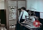 Image of Steps in production of a vinyl phonograph record Indianapolis Indiana USA, 1956, second 3 stock footage video 65675038229