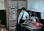 Image of Steps in production of a vinyl phonograph record Indianapolis Indiana USA, 1956, second 5 stock footage video 65675038229