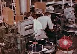 Image of production and packaging of vinyl phonograph records United States USA, 1956, second 3 stock footage video 65675038230